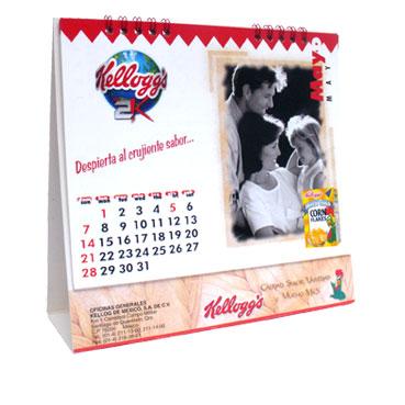 Calendario Kellog´s